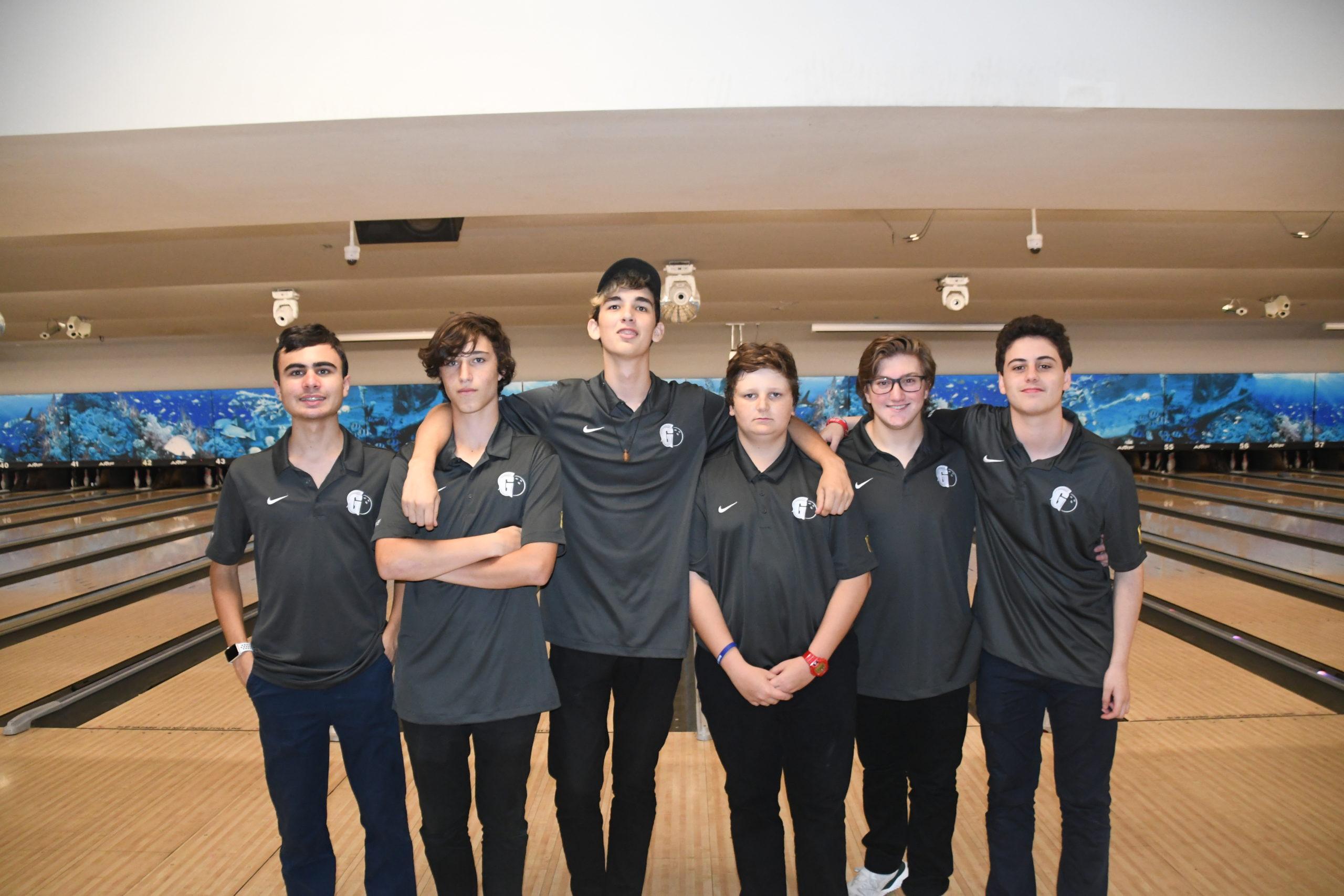 Varsity Bowling - Boys