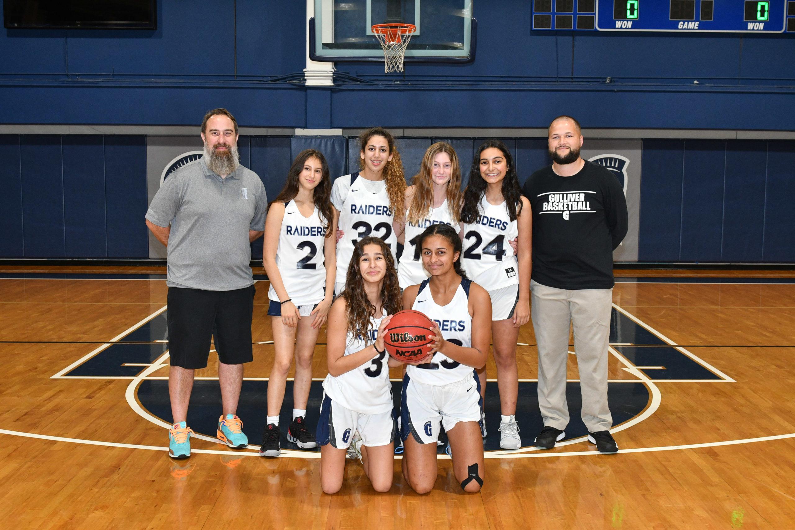 Basketball - Junior Varsity Girls