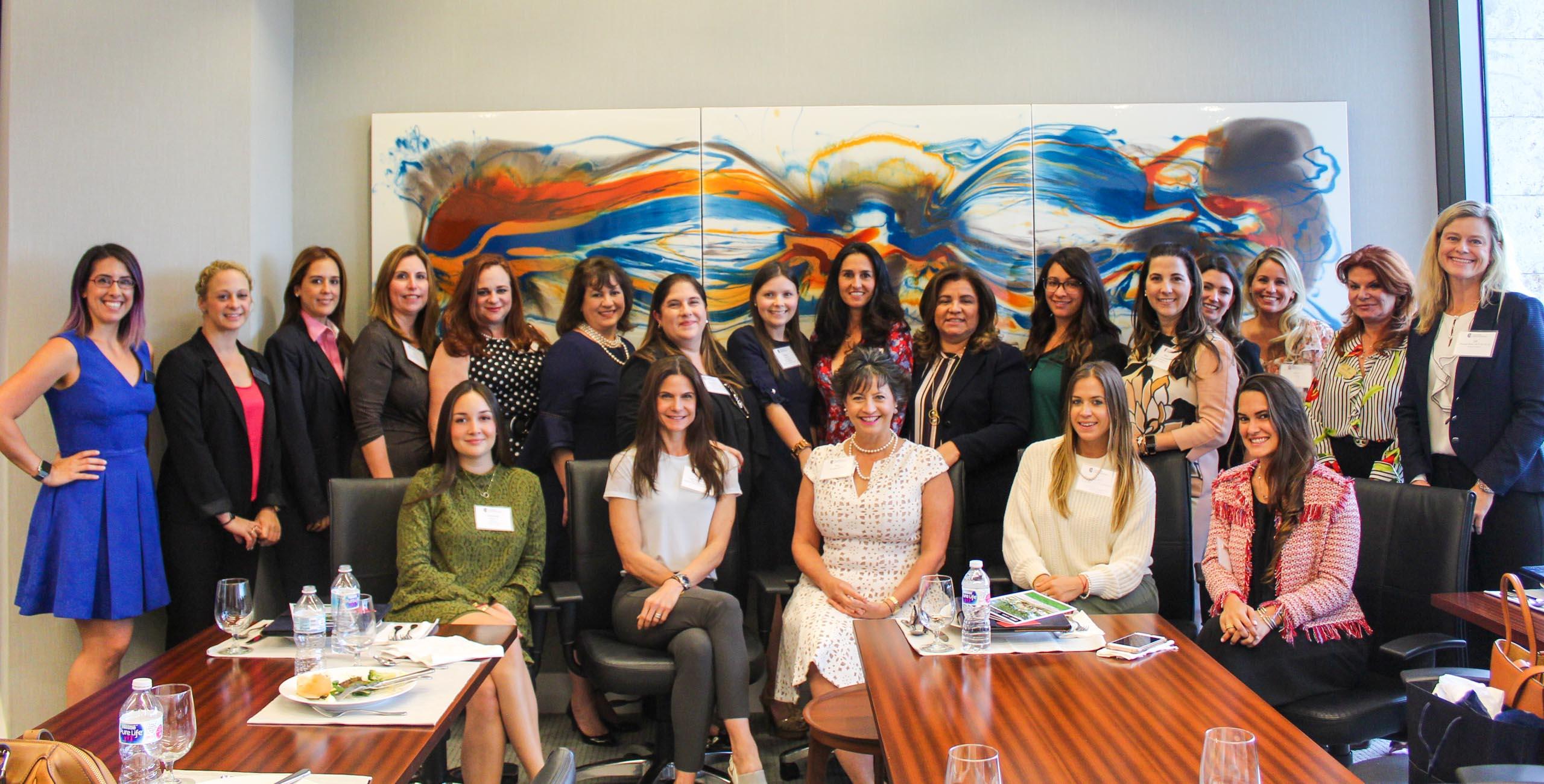 Female alumni group