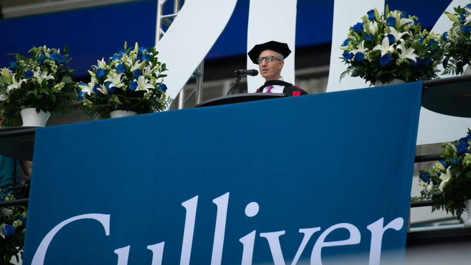 Graduation 2020 speaker