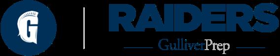 Gulliver Prep Raiders logo