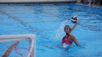 Gulliver water polo player