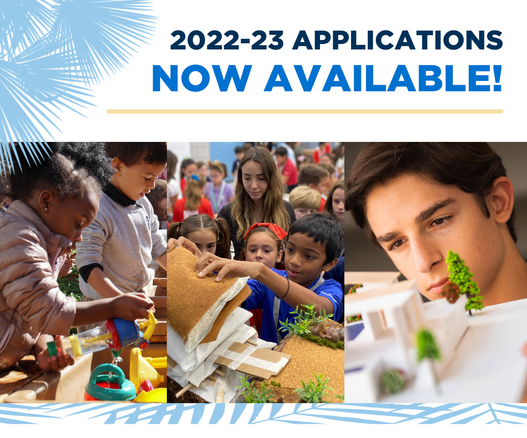 2022-23 Applications are now available
