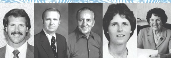 Athletic Hall of Fame Class of 2010
