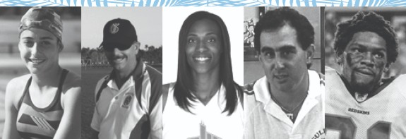 Athletic Hall of Fame Class of 2012