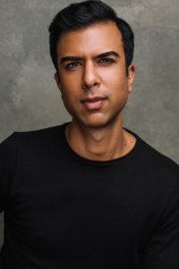 Soman Chainani Headshot