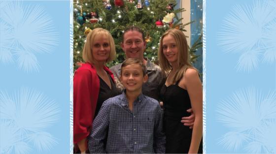 Carla O'Connor Family