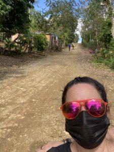 Denelsa Febo Blue Mission Trip 2