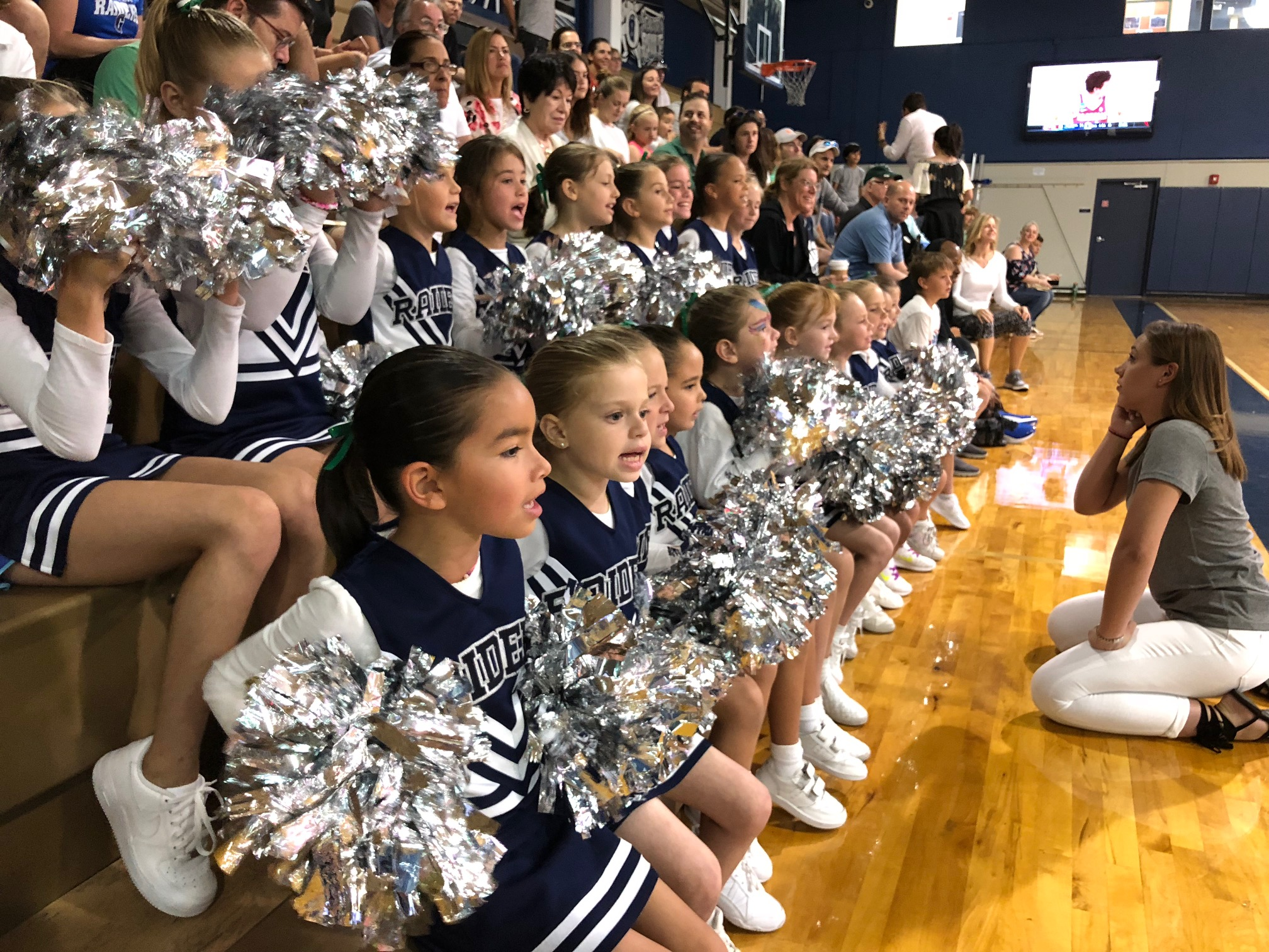 Spring 2018 Cheer Squad