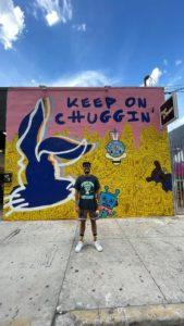 Vic Garcia Mural
