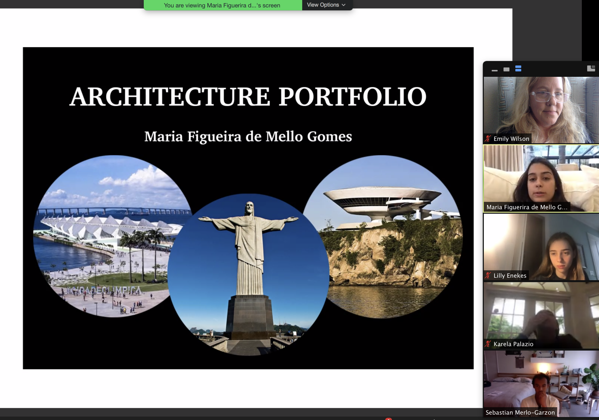 Architecture Students Go Beyond the Classroom with Guest Lectures, Workshops