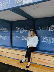 Carla Hodel Tampa Rays 3