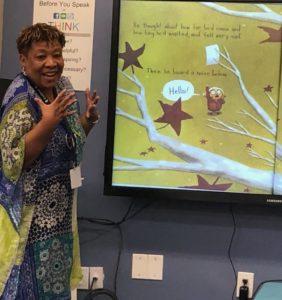Ms. Ines Taylor, Primary School Faculty member