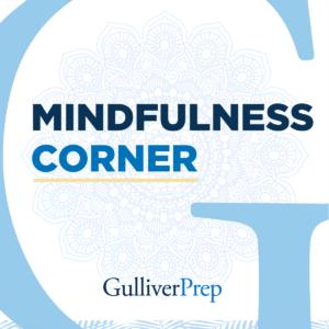 Mindfulness Corner graphic