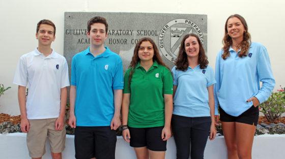 2021 National Merit Scholar Semifinalists