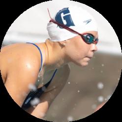 Chloe Hernandez '21 Swimming