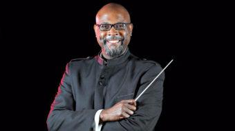 Rufus Jones is the Upper School Music Director