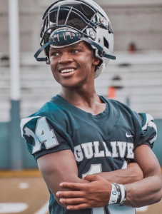Sedrick Irvin, Jr. is rated by 24/7 Sports as one of the top 100 football student-athletes in the country for the Class of 2023.