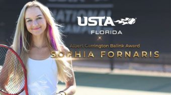 Sophia Fornaris- Albert Carrington Balink Award Recipient